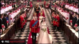 Prince William and Kate Middleton Leave Westminster Abbey MP3