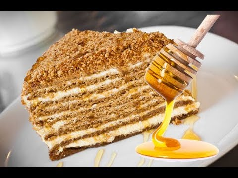 Balli Tort Balli Tortun Hazirlanmasi Ochen Vkusnyj Medovyj Tort
