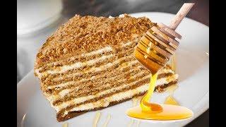 BALLI TORT.BALLI TORTUN HAZIRLANMASI.Очень вкусный Медовый торт