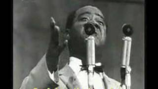 Louis Armstrong - Adios Muchachos (I Get Ideas)