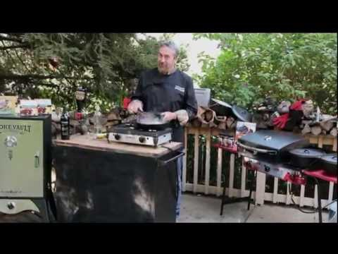 The Sporting Chef 2014 Promo on Sportsman Channel
