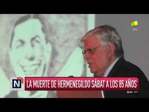 Murió Hermenegildo Menchi Sábat