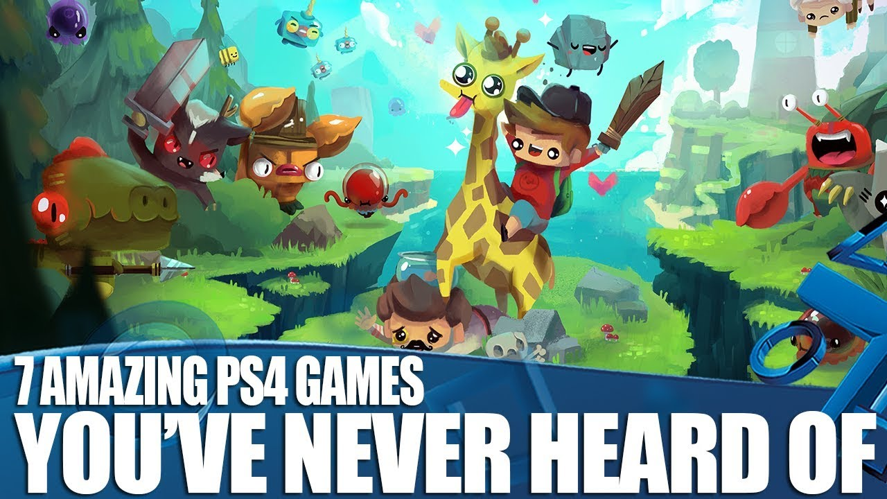 7 Amazing New Ps4 Games You Ve Never Heard Of Youtube