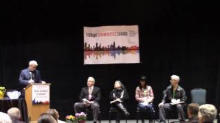 2017 Poverty Reduction Summit Panel: