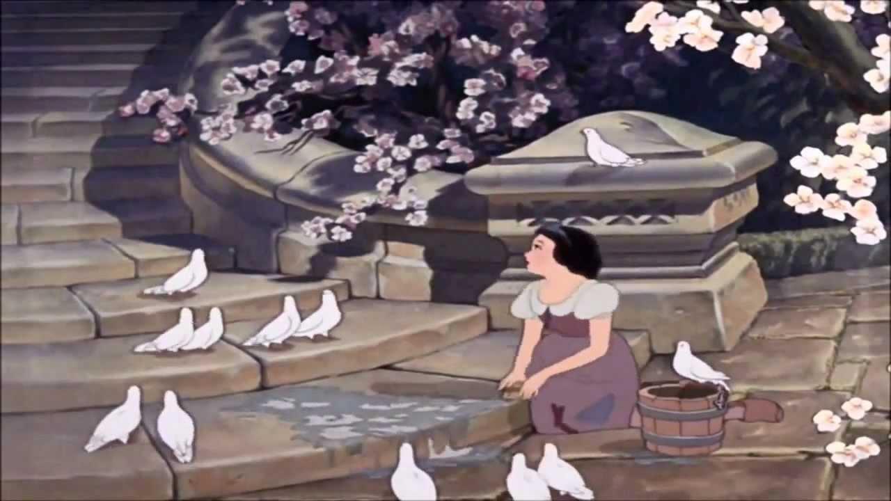 Singing Snow White (Japanese) I'm Wishing/One Song HQ ... - photo#20