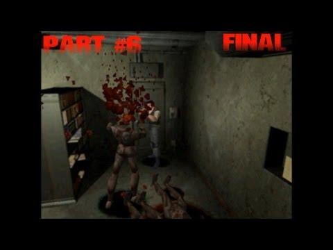 Resident Evil: Director's Cut Прохождение за Криса (PS1 Rus) - Part 6 (Final)
