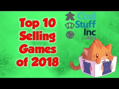 Amazon's Best-Selling Games of 2018 - IGN