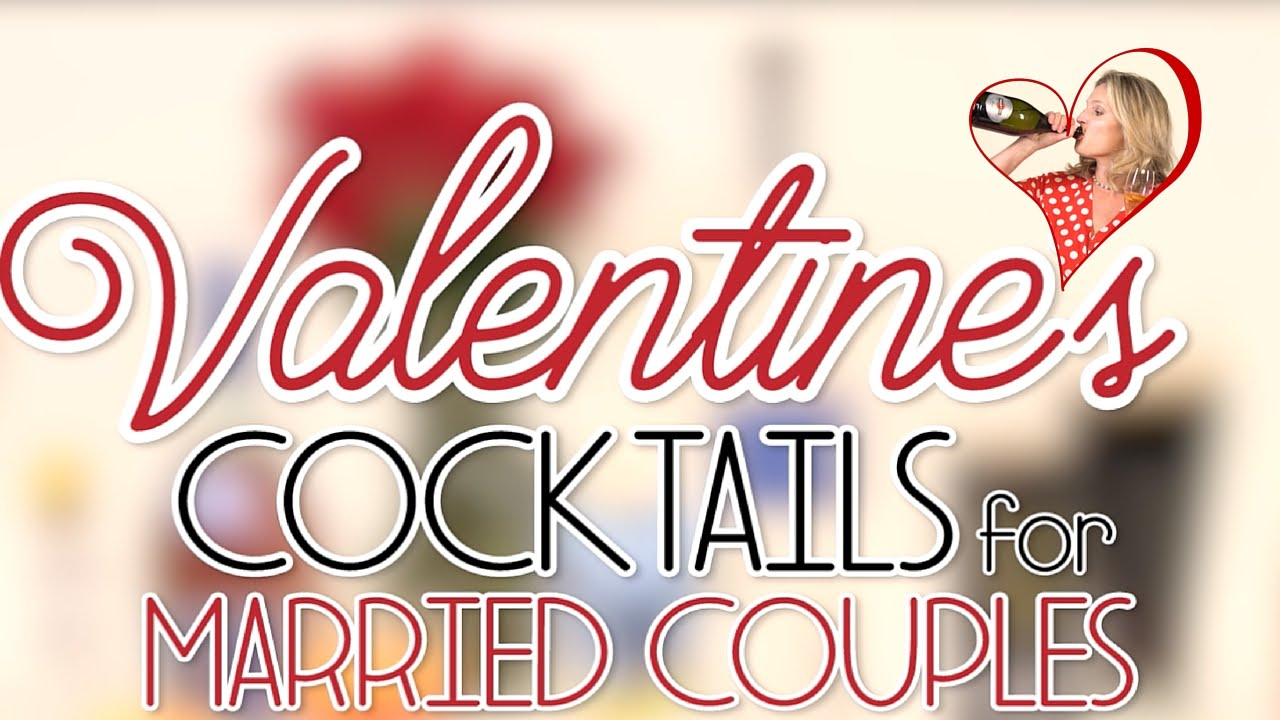 5 best valentine 39 s day cocktails for married couples youtube for Best cocktails for valentine s day