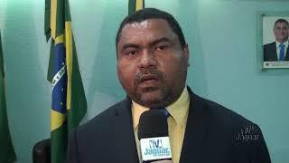 Luizinho fala da audiência do DER reivindicando alargamento da Quixeré a divisa do Rio G/ do Norte