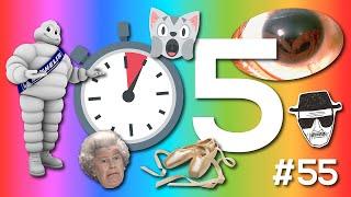 30 Cosas que no sabias hace 5 minutos [55]