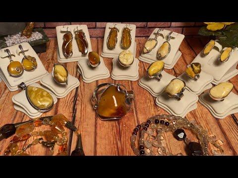 🤩 Королевский ЯНТАРЬ — МИНЕРАЛОВ ЦАРЬ🤩 свойства янтаря | НОВИНКИ