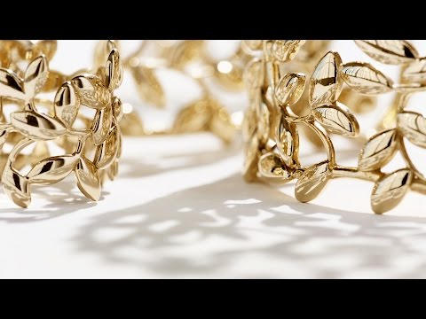 41f23b420 Tiffany & Co.—Paloma Picasso® Olive Leaf - YouTube