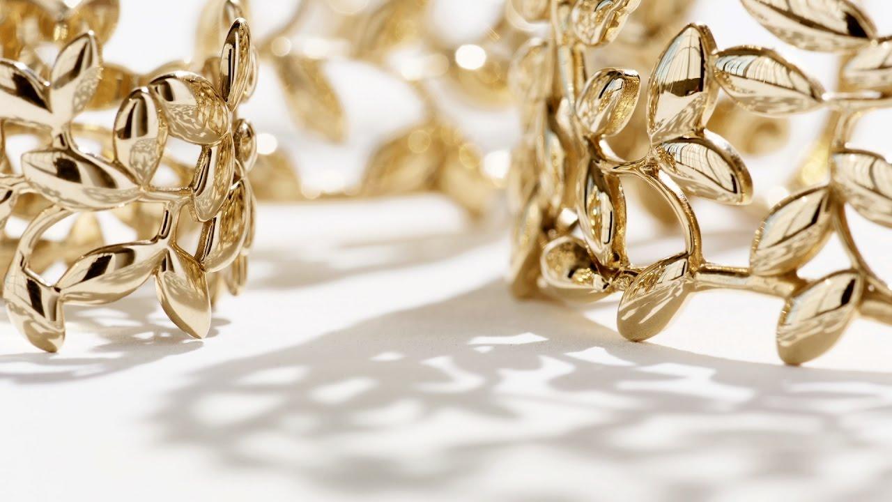9ee537b04 Tiffany & Co.—Paloma Picasso® Olive Leaf - YouTube