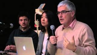"""""""NOTATION, ART ET TECHNOLOGIE""""- séminaire cie LABKINE 05/02/15"""