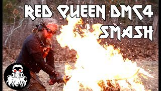 Red Queen Smash