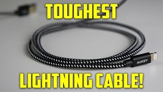 TOUGHEST IPHONE/LIGHTNING CABLE!
