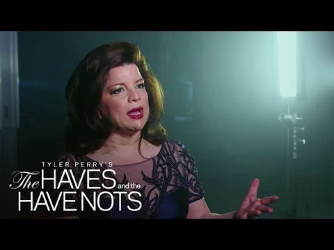 Renee Lawless on the Many Layers of Katheryn Cryer  Tyler Perry's The Haves and the Have Nots  OWN