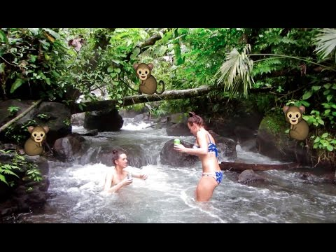 HOT SPRINGS & LANDSLIDES