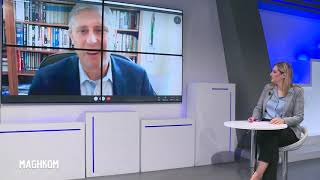 US Election campaign update with Professor Michael Cohen 2 October 2020
