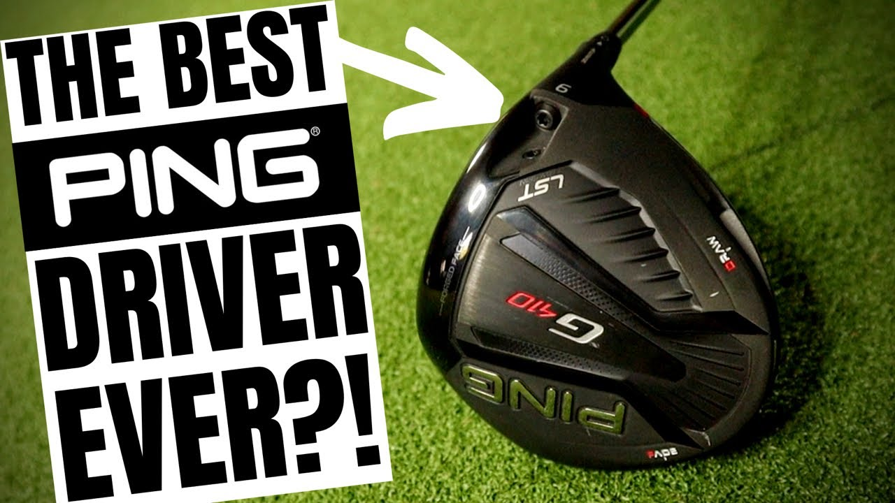 17cf0faefe5 PING G410 LST Driver - THE BEST PING DRIVER EVER? - YouTube