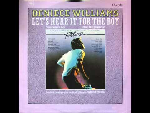 Deniece Williams - Let's Hear It For The Boy (Extended Dance Mix)