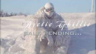 Arctic Snow Ghillie - Field Test