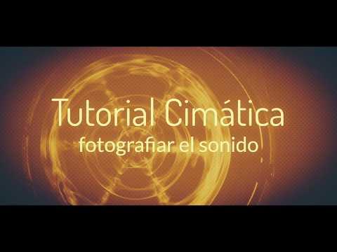 Tutorial Cimatica - Lo básico