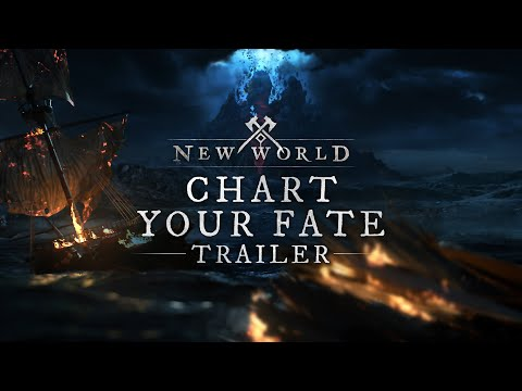 New World: Chart Your Fate Trailer