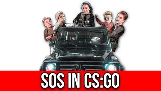 5GANG SOS IN CSGO!