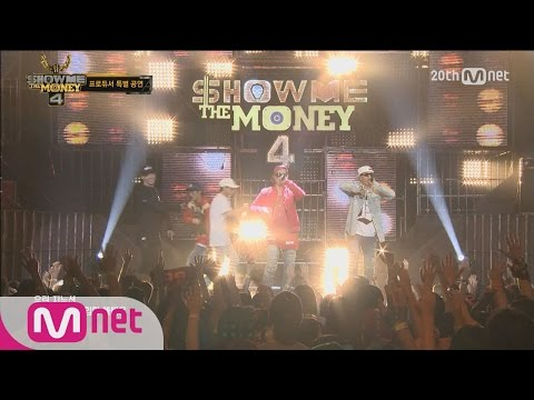 [SMTM4] TabloXJinusean, Producers' Special Stage (feat, B.I, hyukoh) EP.04