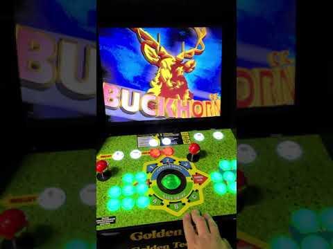Arcade1up golden tee computer build from J M Arcades