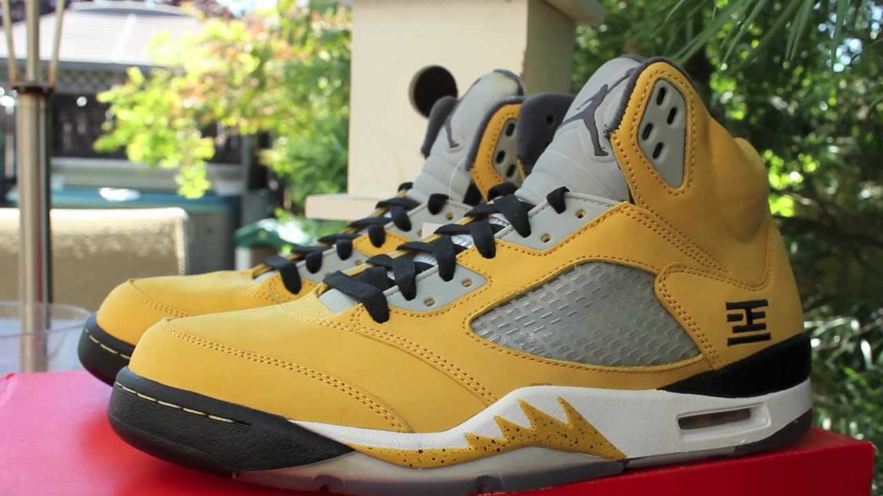 sports shoes f24ba 17d5d Air Jordan 5 Tokyo 23 NIKE OUTLET PICKUP! [HD]