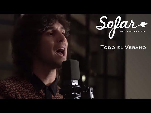 Todo el Verano - Calor | Sofar Buenos Aires
