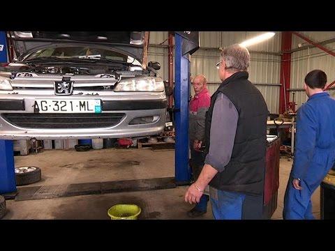 Coup de pouce un garage associatif youtube - Garage associatif rennes ...