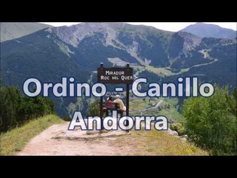 ANDORRA - Mirador Roc del Quer  [HD]