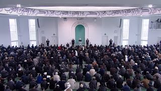 Cuma Hutbesi 20-03-2015 - Islam Ahmadiyya