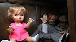 Haunted Dolls - Face changes - Pt.4