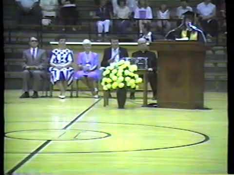 1991 Loogootee High School Graduation