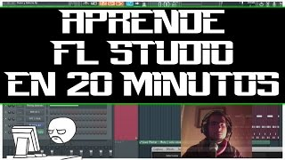 tutorial   fl studio   cmo usar fl studio 12 en 20 minutos