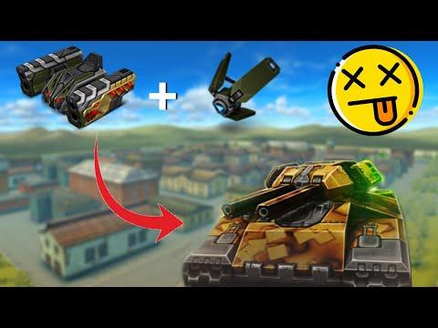 Tanki Online Striker DESTROYS Juggernaut!? (Killing Montage #1)