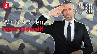 Auf ins Gefecht – Puffi reformiert die Bundeswehr
