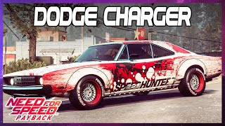 Need for speed Payback Dodge Charger wrap build PS4