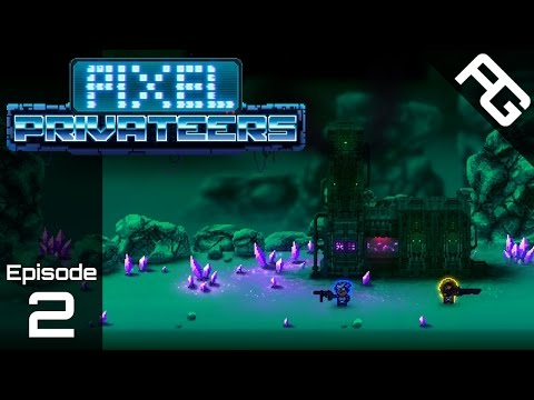 Nice and Easy - Let's Play Pixel Privateers - Ep 2 - Pixel Privateers Gameplay - Pixel Privateers