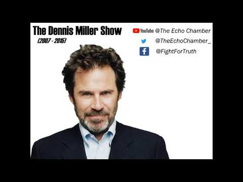 The Dennis Miller Show - Matt Walsh (Mike on HBO show Veep) - 01-29-2015