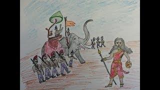Story of Bengaluru Karaga