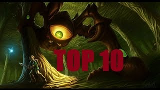 Top 10 disturbing Zelda monsters/ bosses| Part 1