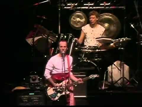 King Crimson   Three of a Perfect Pair  live 1984