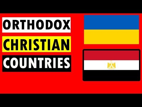 Top 10 Countries With the Largest Orthodox Christianity in the World
