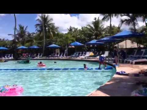 Fun times at pacific islands club on Guam II