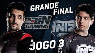 INTZ x paiN - Final Regional CBLoL 2015 - Jogo 3